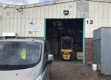 Thumbnail Light industrial for sale in Bartleet Road, Redditch