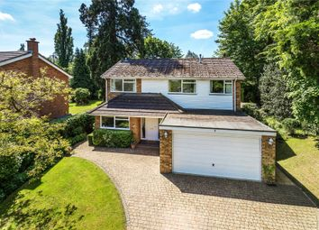 Thumbnail 5 bed detached house for sale in St. Johns, Woking, Surrey