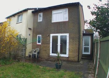 Thumbnail 1 bed mews house to rent in Springwood Drive, Ashford