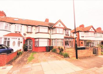 Thumbnail 3 bed terraced house for sale in Galliard Road, London