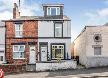 Thumbnail 4 bed end terrace house for sale in Newman Road, Sheffield, South Yorkshire