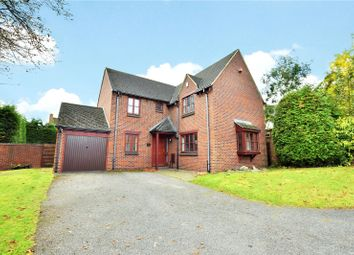 Thumbnail 4 bed detached house to rent in Top Common, Warfield, Bracknell, Berkshire