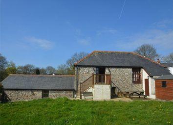 Thumbnail 4 bed barn conversion for sale in Church Road, Stithians, Truro, Cornwall