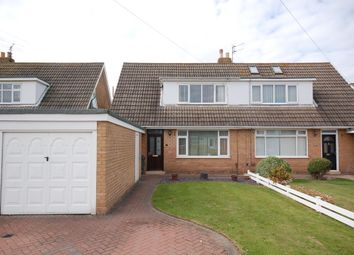 Thumbnail 3 bedroom semi-detached bungalow to rent in Webster Avenue, Blackpool
