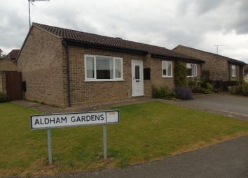Thumbnail 3 bedroom detached bungalow to rent in Aldham Gardens, Stowmarket