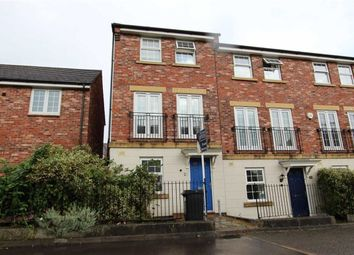 Thumbnail 4 bed terraced house to rent in Ashleworth Road, Swindon, Wiltshire
