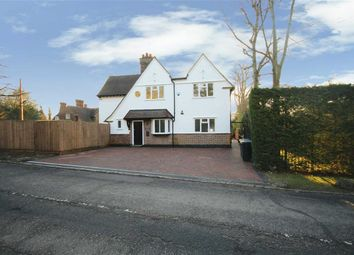 Thumbnail 3 bed detached house for sale in Rowley Lane, Arkley, Hertfordshire