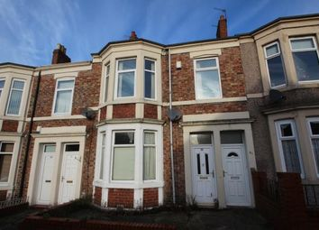 Thumbnail 3 bed flat for sale in Inskip Terrace, Gateshead, Tyne And Wear