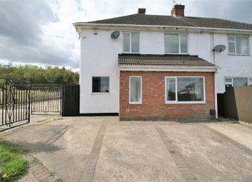 Thumbnail 4 bed semi-detached house for sale in Gipsy Lane, Old Whittington, Chesterfield