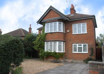 Thumbnail 4 bed property to rent in Hollies Avenue, West Byfleet