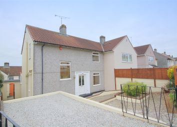 Thumbnail 3 bedroom semi-detached house for sale in Eastbury Avenue, Plymouth