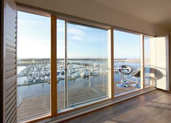 Thumbnail 3 bed flat for sale in 3 Coble Quay, Amble, On The Stunning Northumberland Coast