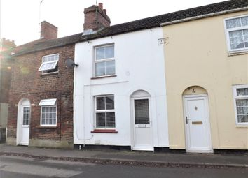 Thumbnail 2 bed terraced house to rent in Fishpond Lane, Holbeach, Spalding