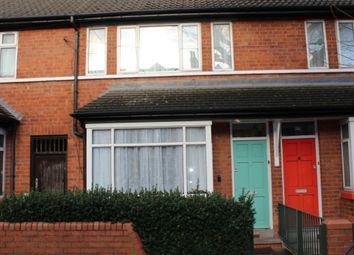 Thumbnail 3 bed terraced house to rent in Ivor Road, Birmingham