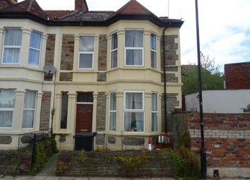 Thumbnail 3 bed end terrace house to rent in Roseberry Road, Redfield, City Of Bristol