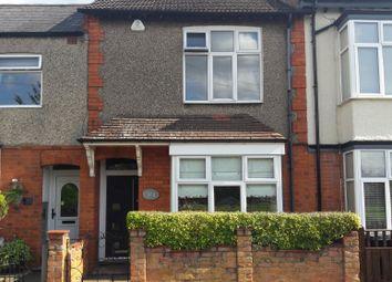 Thumbnail 4 bed terraced house for sale in Cedar Road East Abington, Northampton