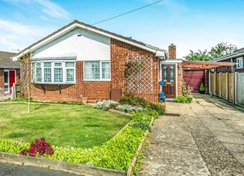 Thumbnail 2 bedroom detached bungalow for sale in Fritton Close, Ormesby, Great Yarmouth