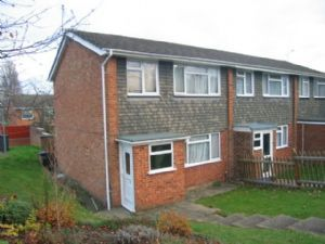 Thumbnail 3 bed end terrace house to rent in Welbeck Road, Maidenhead