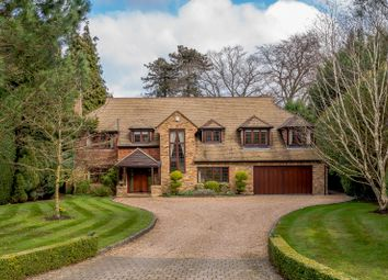 Thumbnail 5 bedroom detached house to rent in Firfields, St. Georges Hill, Weybridge