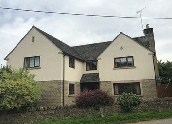 Thumbnail 5 bed detached house to rent in Burton Farm Close, Burton, Chippenham