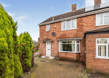 Thumbnail 3 bed semi-detached house for sale in Trent Road, Cannock