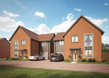 "Thumbnail 4 bed property for sale in ""The Monksfield"" at Crick Road, Hillmorton, Rugby"
