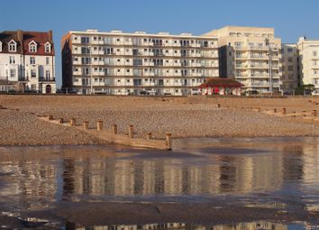 Thumbnail 2 bedroom flat for sale in Belgrave Court, De La Warr Parade, Bexhill-On-Sea