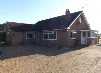 Thumbnail 3 bed detached bungalow for sale in Withergate Road, Worstead, North Walsham