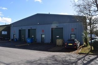Thumbnail Light industrial to let in Towergate Business Centre, Wormley, Godalming