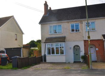 Thumbnail 3 bed end terrace house for sale in The Crescent, Andover