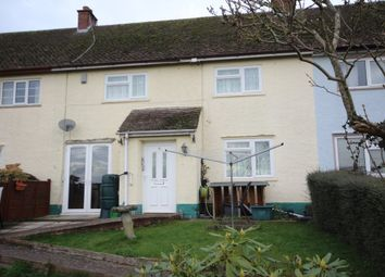 Thumbnail 3 bed terraced house for sale in Moorland View, Lapford, Crediton