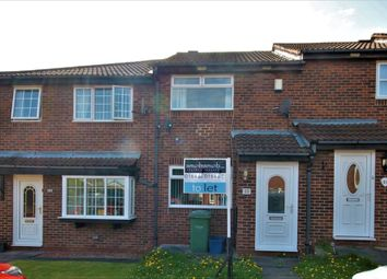 Thumbnail 2 bedroom terraced house to rent in St. Davids Close, Billingham