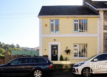 Thumbnail 3 bed end terrace house for sale in Woodville Road, Torquay