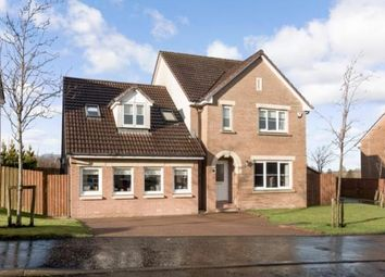 Thumbnail 4 bed detached house for sale in Deaconsgrange Road, Mearns Gate, Glasgow, Lanarkshire