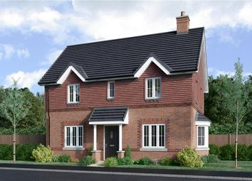 """Thumbnail 3 bed detached house for sale in """"Downshire"""" at Elmbridge Road, Cranleigh"""