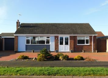 Thumbnail 2 bed detached bungalow for sale in Kipling Drive, Sandilands, Lincolnshire