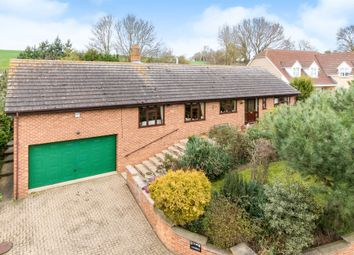 Thumbnail 3 bed detached bungalow for sale in Main Road, Toft, Bourne