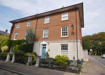 Hessary Street, Poundbury, Dorchester DT1. 4 bed semi-detached house