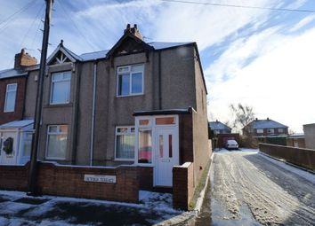 Thumbnail 2 bed semi-detached house for sale in Victoria Terrace, Bedlington