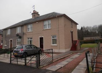 Thumbnail 2 bed flat to rent in Murray Crescent, Craigie, Perth