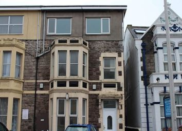 Thumbnail 2 bedroom flat to rent in Locking Road, Weston-Super-Mare, North Somerset