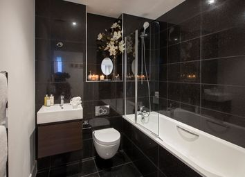 Thumbnail 1 bed flat for sale in Coombe Cross Road, Croydon