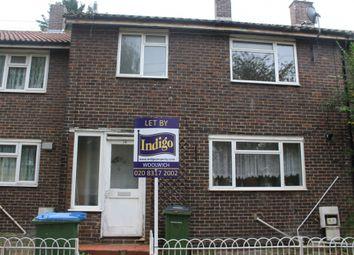 Thumbnail 3 bedroom terraced house to rent in Felixstowe Road, London