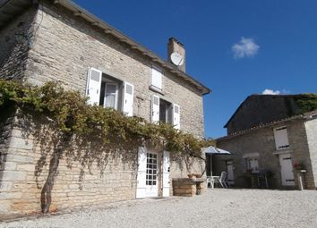 Thumbnail 4 bed property for sale in Nanteuil En Vallee, Poitou-Charentes, 16700, France