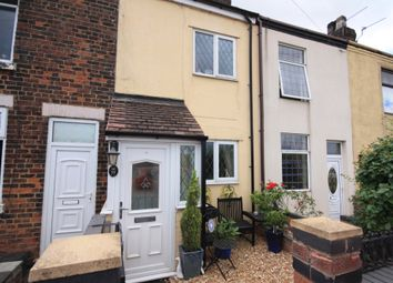 Thumbnail 2 bed town house for sale in Audley Road, Talke Pits, Stoke-On-Trent