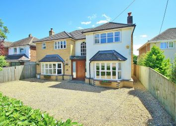 Thumbnail 4 bed detached house for sale in Watlington Road, Benson, Wallingford