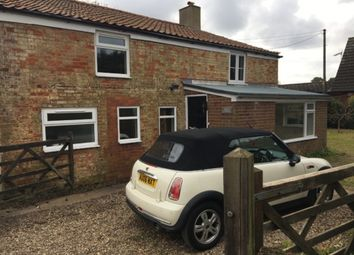 Thumbnail 4 bedroom detached house to rent in Pack Lane, Lingwood, Norwich