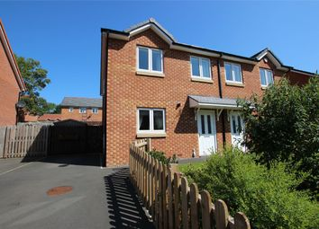 Thumbnail 3 bed semi-detached house for sale in 90 Brookside, Carlisle, Cumbria