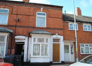 Thumbnail 2 bed terraced house for sale in Palace Road, Bordesley Green, Birmingham