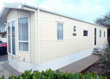 Thumbnail 2 bed mobile/park home for sale in Sandacre Park, Old Burnham Road, Highbridge, Somerset